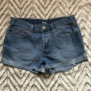 Urban Outfitters Tomgirl Jean Shorts